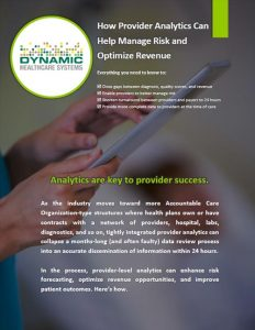 White Papers – Dynamic Healthcare Systems